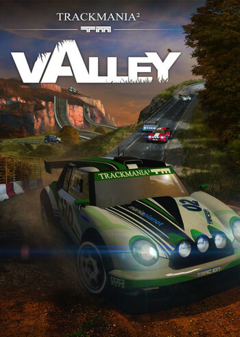 Trackmania 2 Valley Steam Key GLOBAL