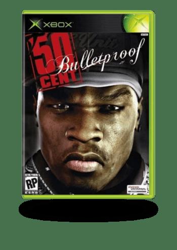 50 Cent: Bulletproof Xbox