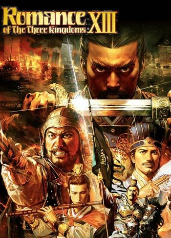 Romance of the Three Kingdoms XIII Steam Key GLOBAL