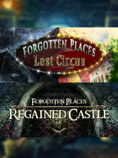 Forgotten Places Collection Steam Key GLOBAL
