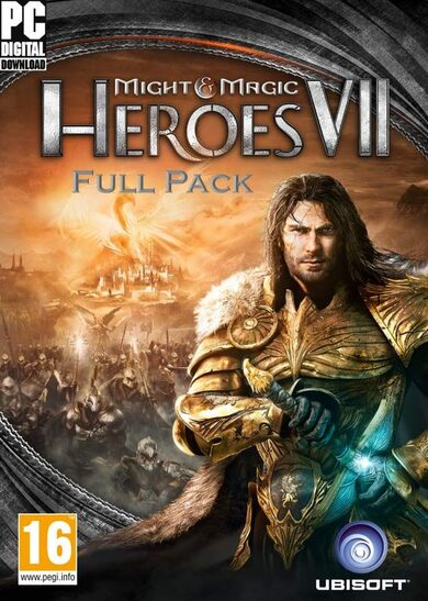 Might & Magic Heroes VII Full Pack Uplay Key GLOBAL