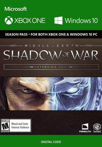 Middle-Earth: Shadow of War - Expansion Pass (DLC) PC/XBOX LIVE Key UNITED STATES
