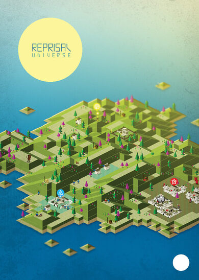 Reprisal Universe Steam Key GLOBAL