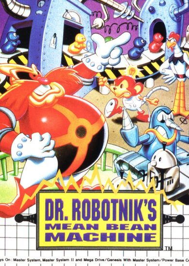 Dr. Robotnik's Mean Bean Machine Steam Key GLOBAL