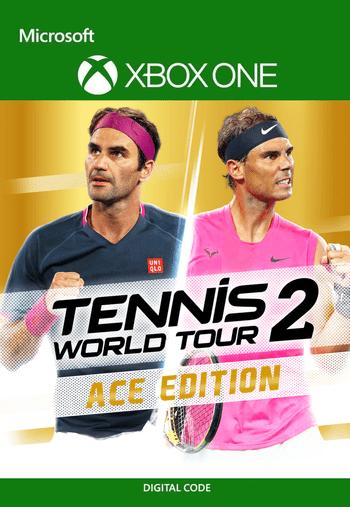 Tennis World Tour 2 Ace Edition XBOX LIVE Key UNITED STATES