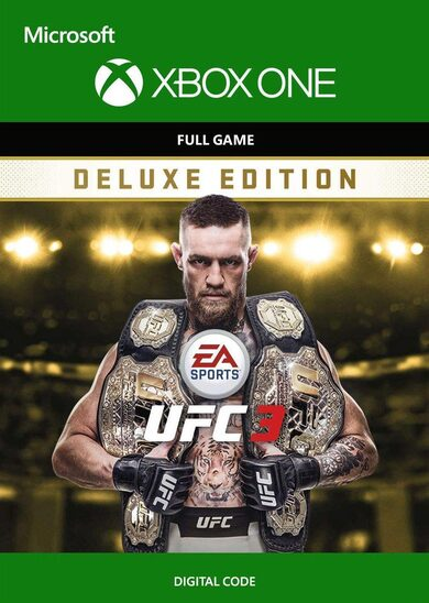 EA SPORTS UFC 3 Deluxe Edition (Xbox One) Xbox Live Key UNITED STATES