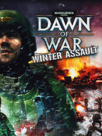 Warhammer 40.000: Dawn of War - Winter Assault (DLC) Steam Key GLOBAL