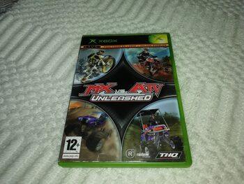 MX Unleashed Xbox