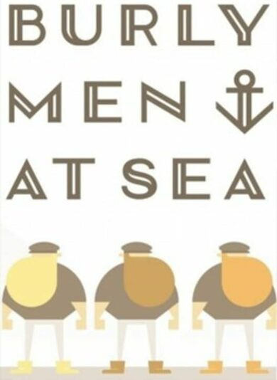 Burly Men at Sea Steam Key GLOBAL
