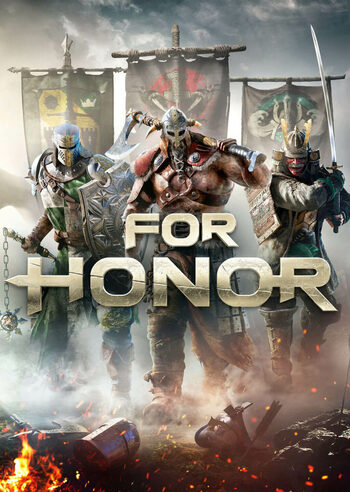 For Honor Uplay Key GLOBAL