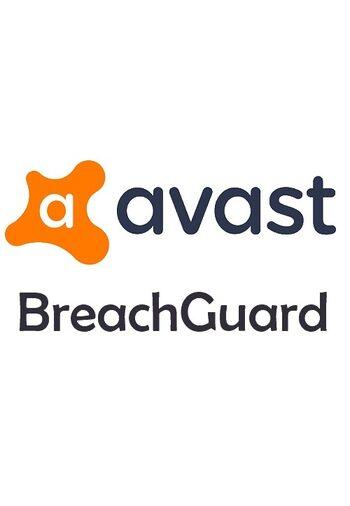 Avast BreachGuard 1 Device 1 Year Avast Key GLOBAL