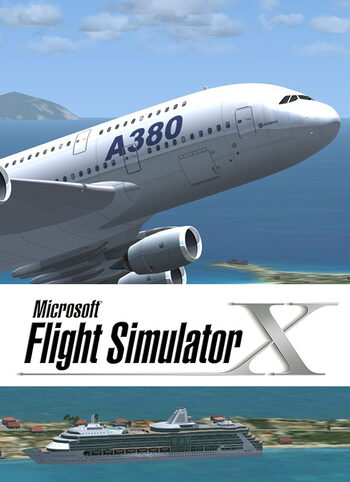 Microsoft Flight Simulator X (Steam Edition) Steam Key GLOBAL