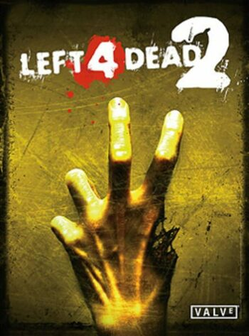 Left 4 Dead 2 Steam Key GLOBAL