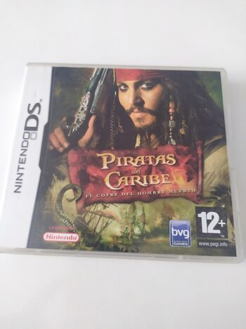 Pirates of the Caribbean: Dead Man's Chest Nintendo DS