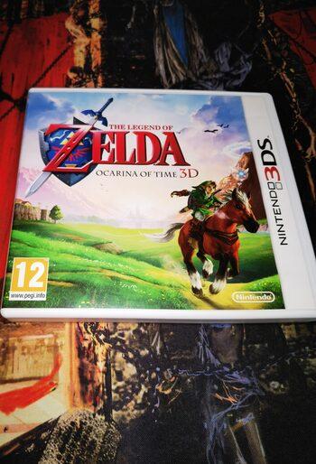 The Legend of Zelda: Ocarina of Time 3D Nintendo 3DS