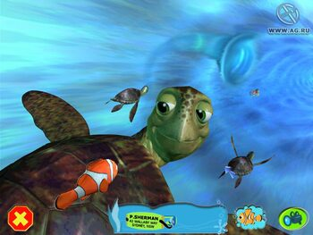 Finding Nemo (Buscando a Nemo) PlayStation 2 for sale