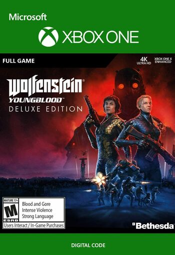 Wolfenstein: Youngblood Deluxe Edition (Xbox One) Xbox Live Key UNITED STATES