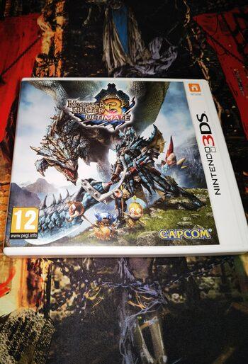 Monster Hunter 3 Ultimate Nintendo 3DS