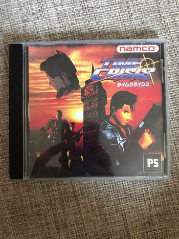Time Crisis PlayStation