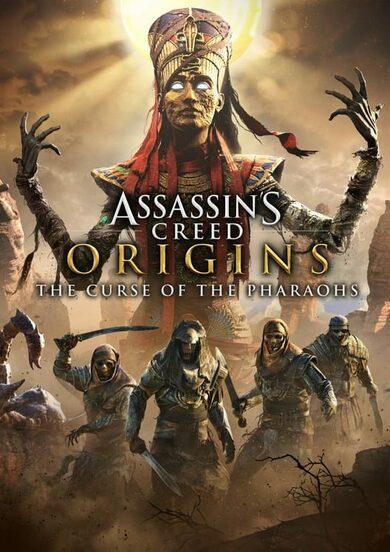 Assassin's Creed Origins - The Curse of the Pharaohs (DLC) Uplay Key EMEA