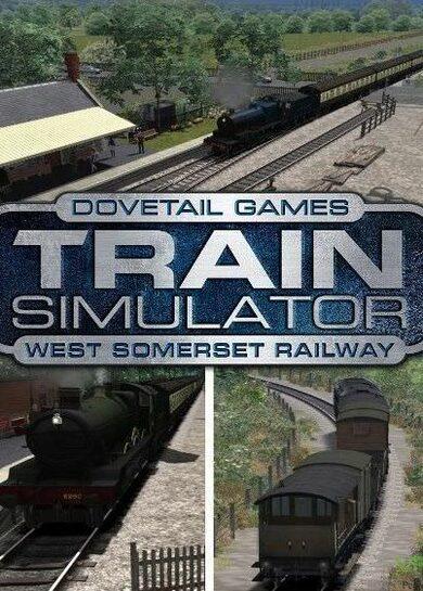 Train Simulator - West Somerset Railway Route Add-On (DLC) Steam Key EUROPE