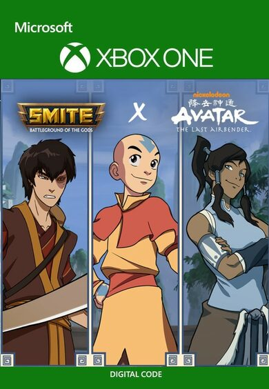 SMITE - Avatar Bundle (DLC) XBOX LIVE Key GLOBAL