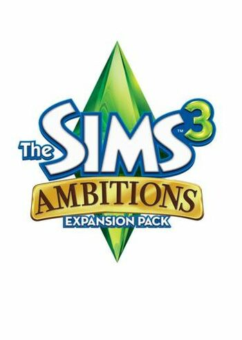 The Sims 3: Ambitions (DLC) Origin Key GLOBAL