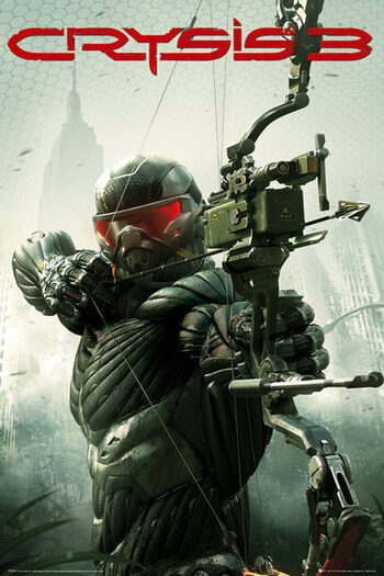 Crysis 3 (RU/PL) Origin Key GLOBAL