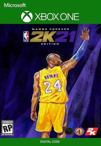 NBA 2K21 Mamba Forever Edition (Xbox One) Xbox Live Key UNITED STATES