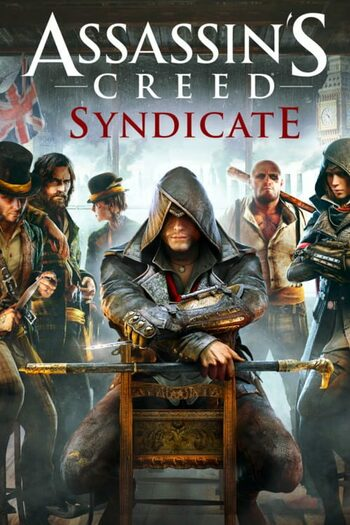 Assassin's Creed: Syndicate Uplay Key GLOBAL