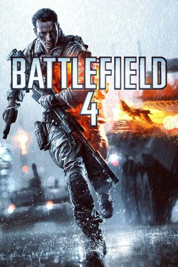 Battlefield 4 Origin Klucz GLOBAL