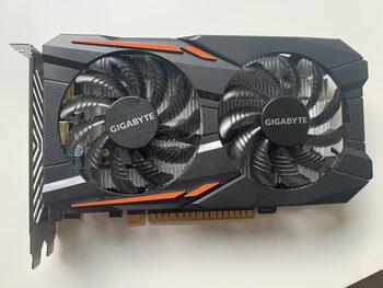 Gigabyte GeForce GTX 1050 Ti 4 GB 1341-1455 Mhz PCIe x16 GPU