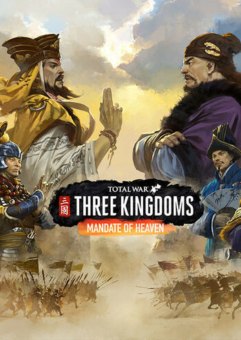 Total War: THREE KINGDOMS - Mandate of Heaven (DLC) Steam Key GLOBAL