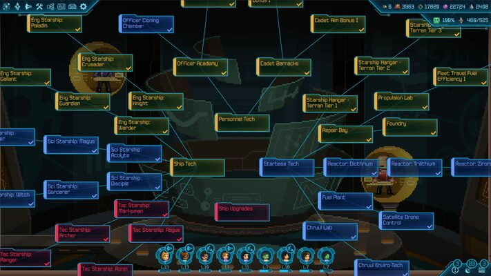 Halcyon 6: Starbase Commander (LIGHTSPEED EDITION) Steam Key GLOBAL