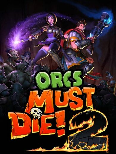 Orcs Must Die! 2 Steam Key GLOBAL