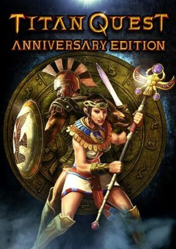 Titan Quest Anniversary Edition Steam Key GLOBAL