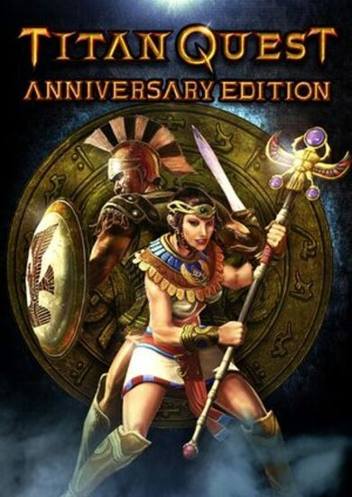 Titan Quest Anniversary Edition + Ragnarök (DLC) Steam Key GLOBAL