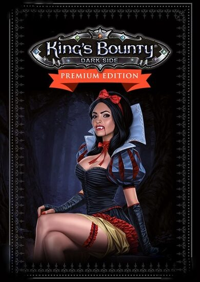 King's Bounty: Dark Side (Premium Edition) Steam Key GLOBAL