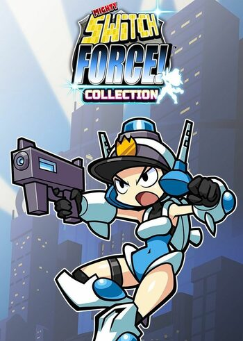 Mighty Switch Force! Collection Steam Key GLOBAL