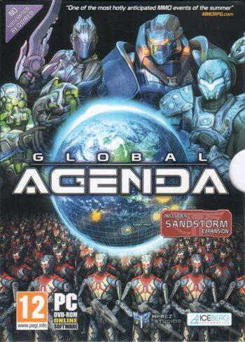 Global Agenda (PC) Steam Key GLOBAL