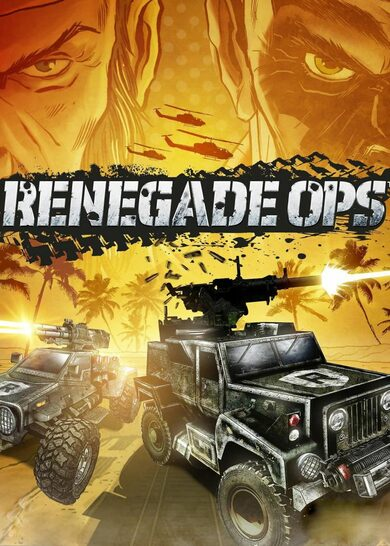 Renegade Ops - Reinforcement Pack (DLC) Steam Key GLOBAL