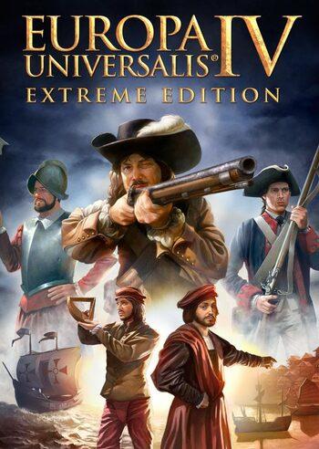 Europa Universalis IV: Extreme Edition - Windows 10 Store Key UNITED STATES