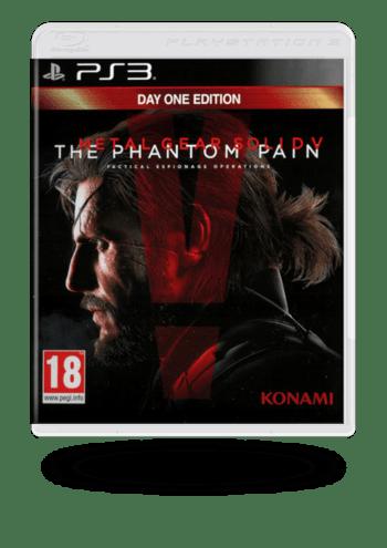 METAL GEAR SOLID V: THE PHANTOM PAIN PlayStation 3