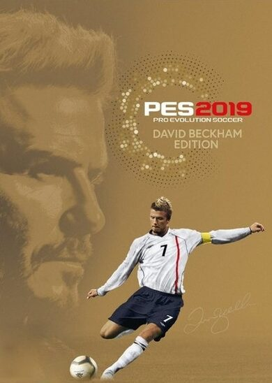 Pro Evolution Soccer 2019 (David Beckham Edition) Steam Key GLOBAL