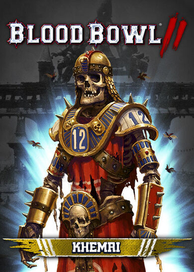 Blood Bowl 2 - Khemri (DLC) Steam Key GLOBAL