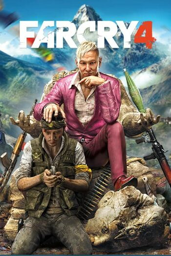 Far Cry 4 Uplay Key EUROPE