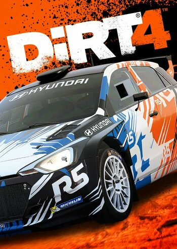 DiRT 4 - Hyundai R5 Rally Car (DLC) Steam Key GLOBAL