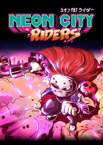 Neon City Riders (Nintendo Switch) eShop Key UNITED STATES