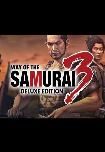 Way of the Samurai 3 - Deluxe Edition Gog.com Key GLOBAL
