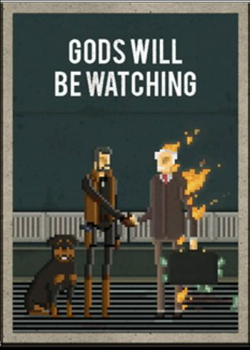 Gods Will Be Watching Steam Key GLOBAL
